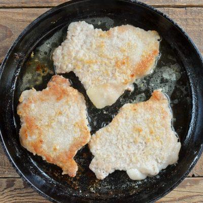 Pan-Fried Pork Chops recipe - step 4