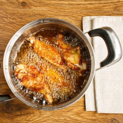 Keto Pan-Fried Turkey Wings recipe - step 6