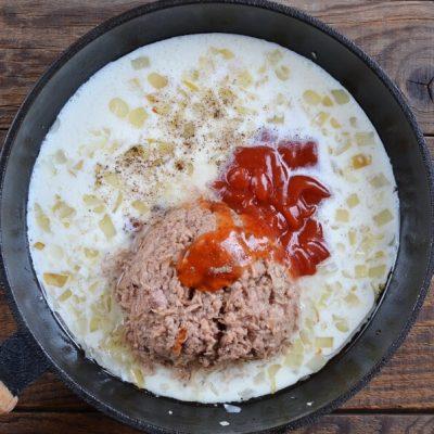 Portuguese Tuna and Rice Сasserole (Arroz C'atum) recipe - step 5