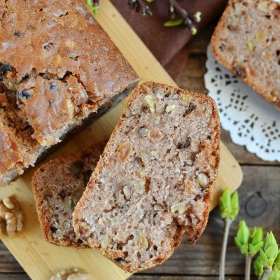 How to Cook Raisin and Walnut Cake Recipe - Quick and Easy Raisin Cake Recipe - Moist Raisin Cake Recipe
