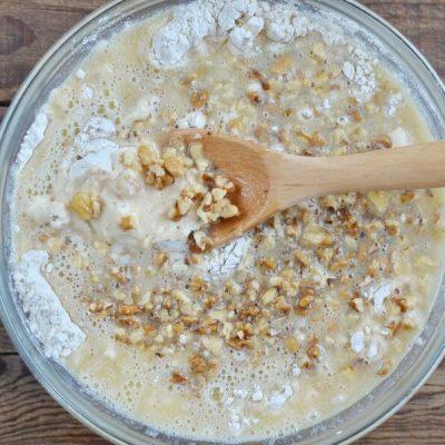 Raisin and Walnut Cake recipe - step 5