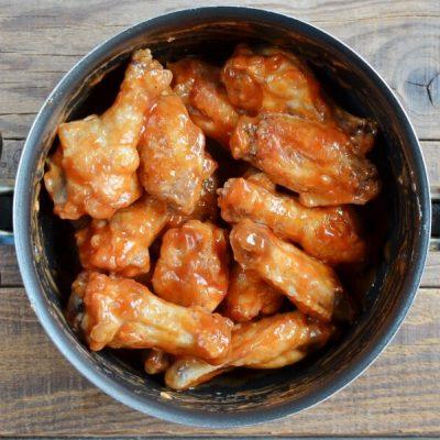 Spicy Buffalo Chicken Wings recipe - step 5