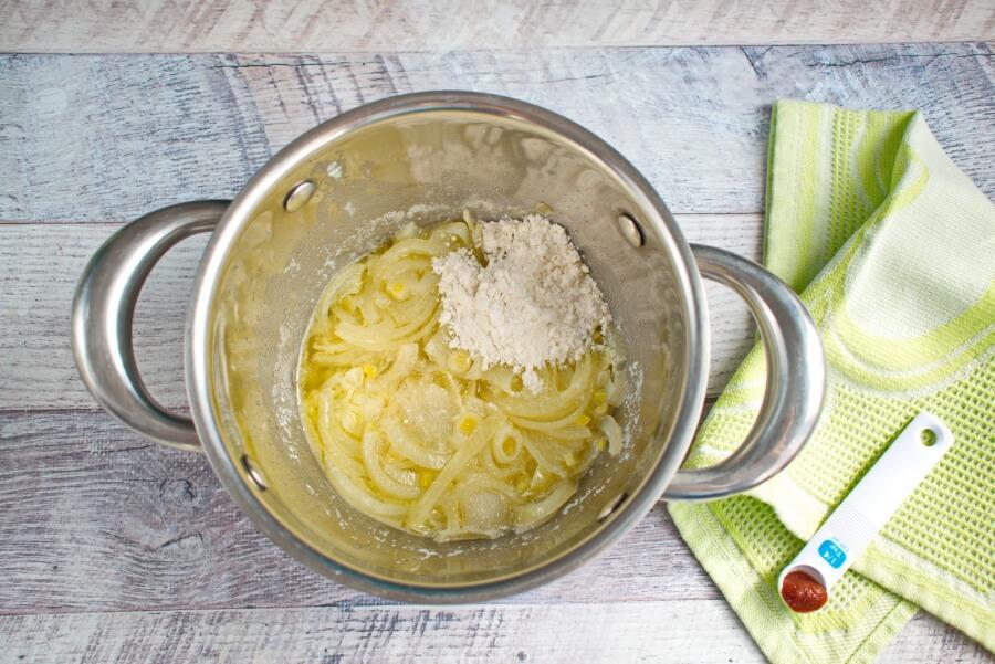 Sweet Onion Soup recipe - step 2