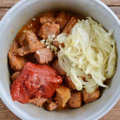 Traditional Hungarian Keto Goulash recipe - step 4