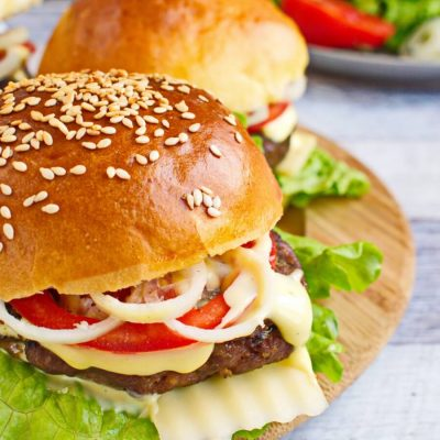How to Cook Ultimate Beef Burger Recipe - The Best Beef Burger Recipe - Homemade Beef Burger Recipe