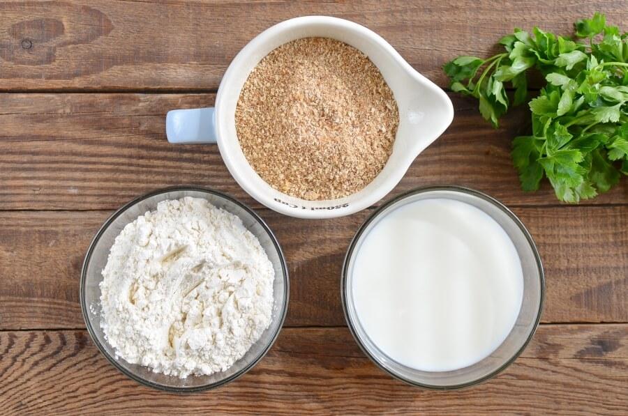 Zucchini Fritters recipe - step 1