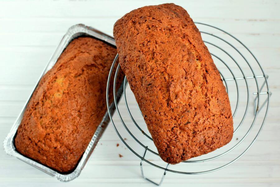 Zucchini Loaf Cake recipe - step 7