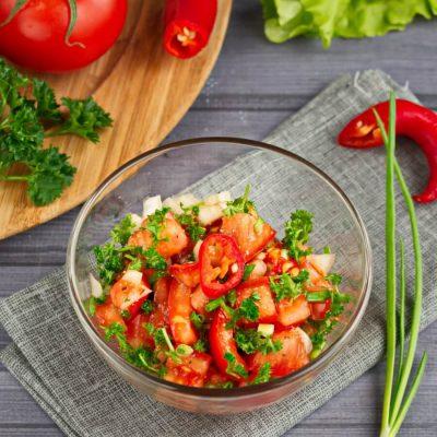 How to cook Pico de Gallo Recipe - Best Mexican Cuisine Recipes - Spicy Pico De Gallo Recipe