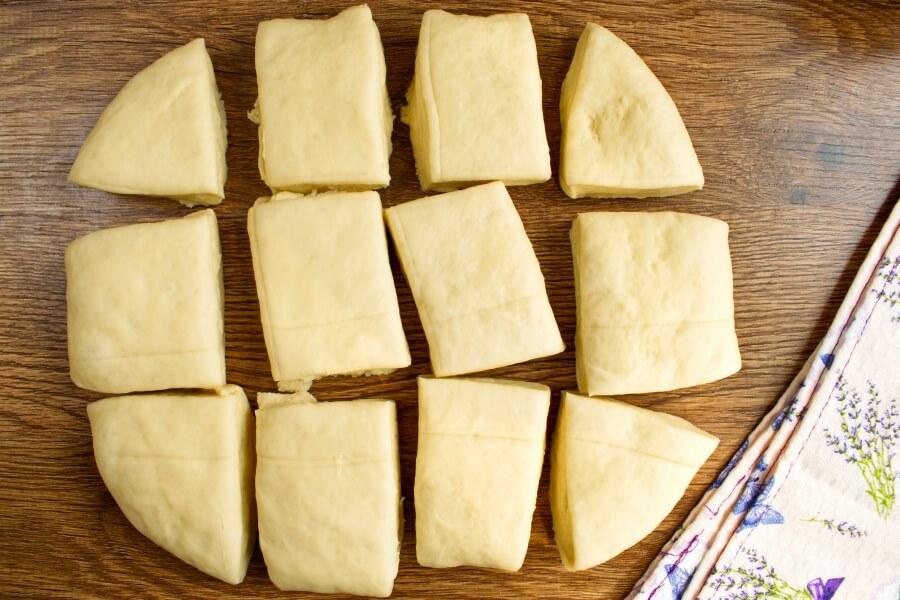 School Lunchroom Cafeteria Rolls recipe - step 9