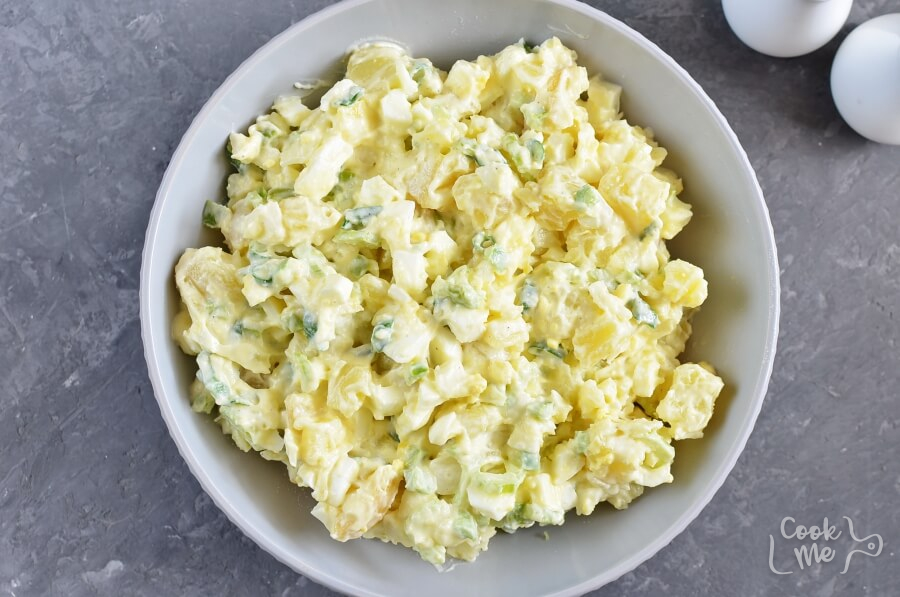 American Potato Salad recipe - step 6