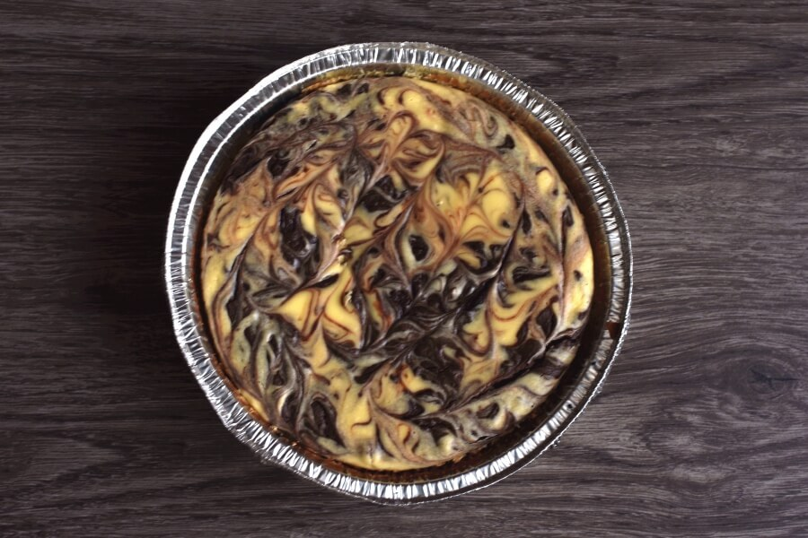 Amy S Marvelous Marbled Cheesecake Recipe Cook Me