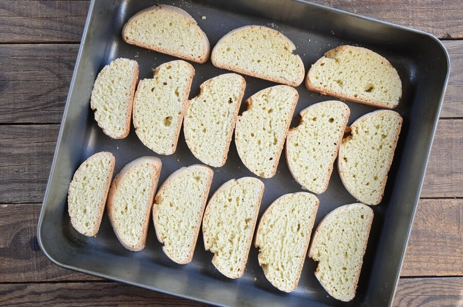 Anisette Toast Biscotti recipe - step 9