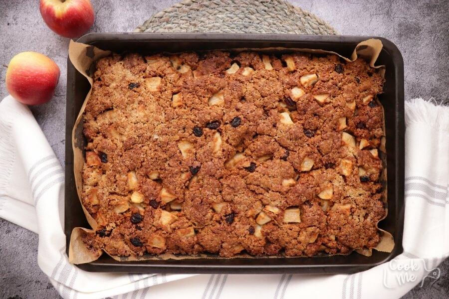 Apple Ugly Cake recipe - step 7