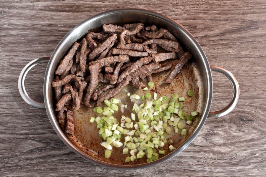 Beef Stroganoff recipe - step 3