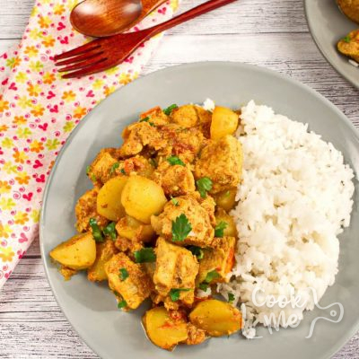 Bengali Chicken Curry with Potatoes Recipe-How to Make Bengali Chicken Curry with Potatoes-Bengali Chicken Curry Recipe