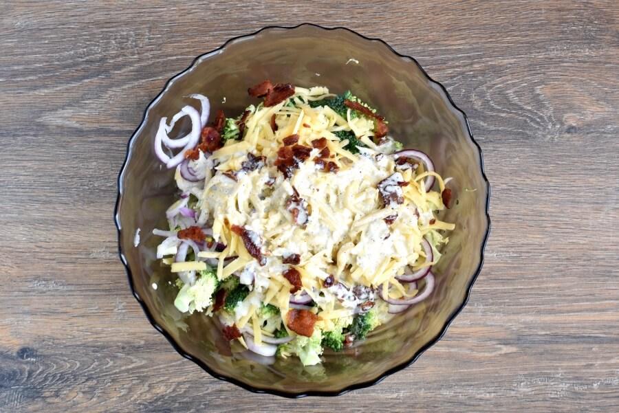 Bodacious Broccoli Salad recipe - step 5