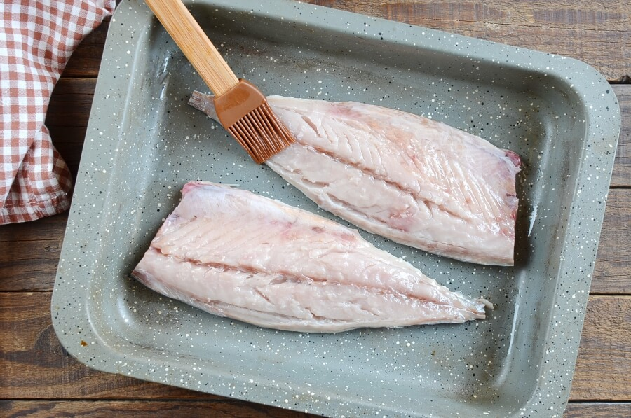 Keto Broiled Spanish Mackerel recipe - step 3