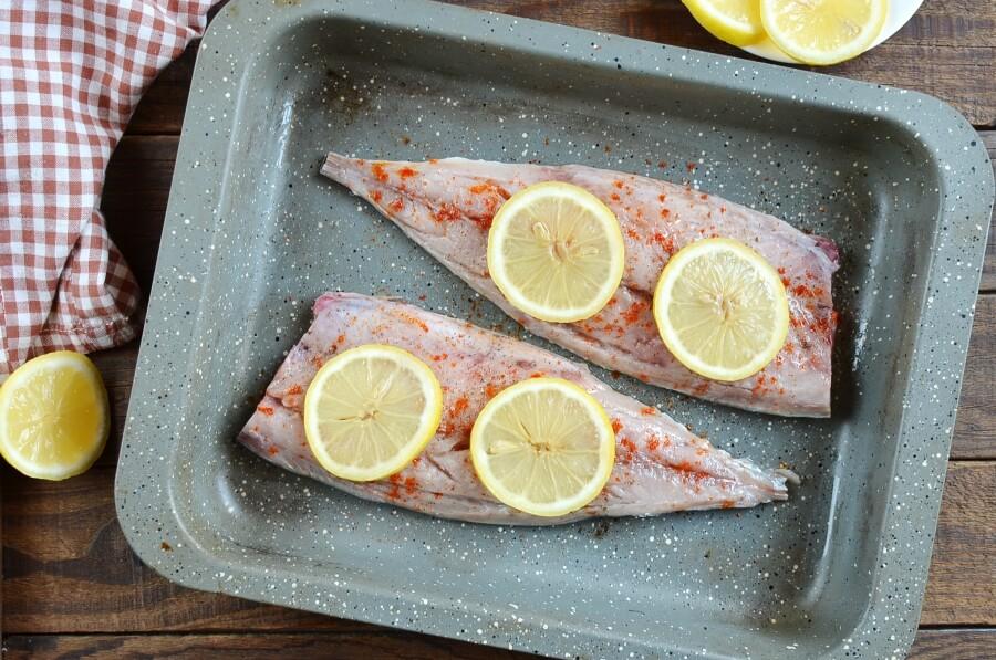 Keto Broiled Spanish Mackerel recipe - step 5