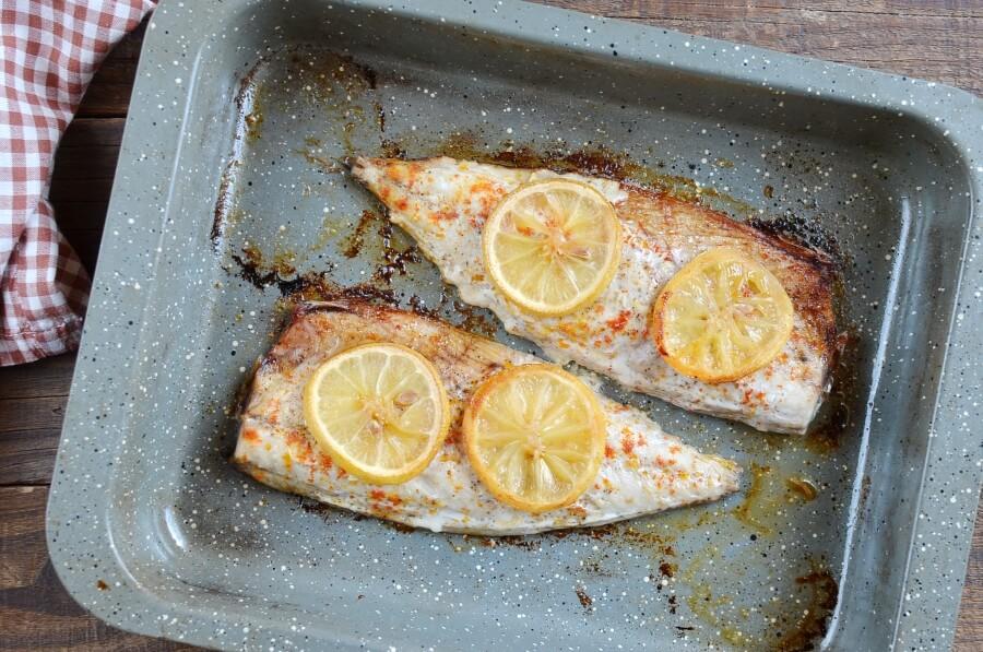 Keto Broiled Spanish Mackerel recipe - step 6
