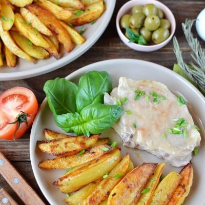 Cajun Baked French Fries recipe-How To Make Cajun Baked French Fries-Delicious Cajun Baked French Fries