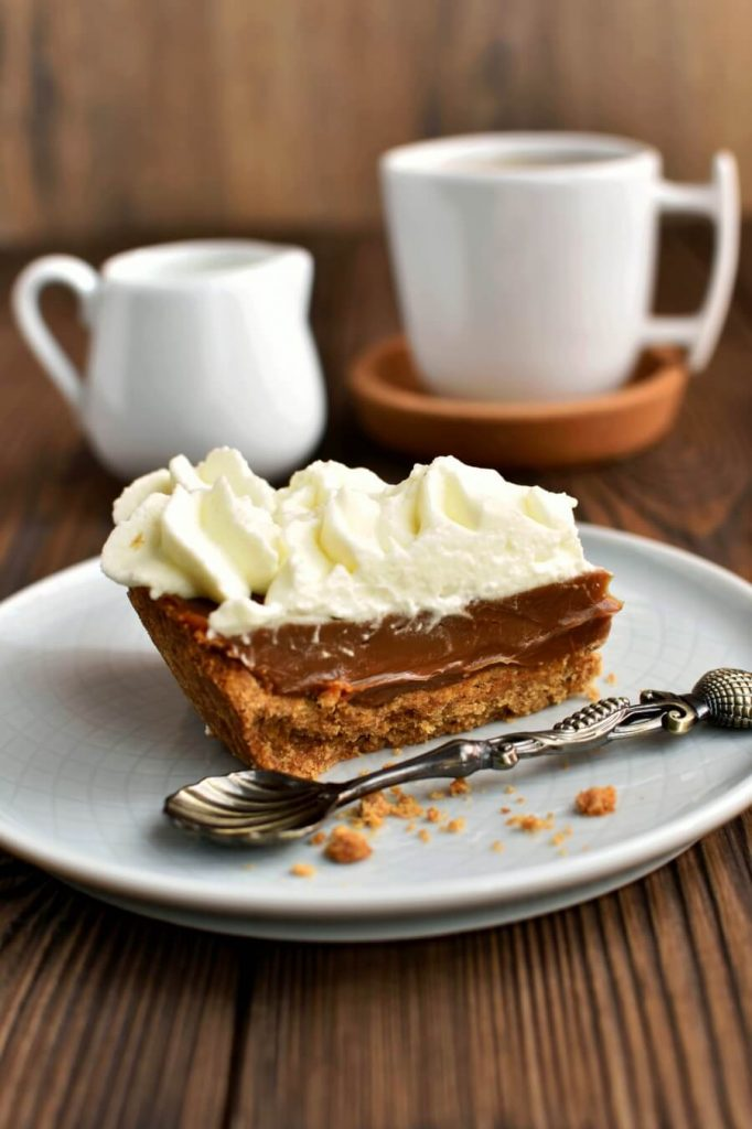 Caramel Pie-How To make Caramel Pie-Easy Caramel PieCaramel Pie-How To make Caramel Pie-Easy Caramel Pie