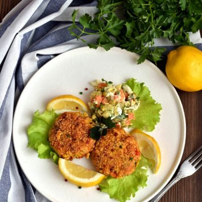 Chef John's Fresh Salmon Cakes Recipe-Homemade Chef John's Fresh Salmon Cakes-Delicious Chef John's Fresh Salmon Cakes