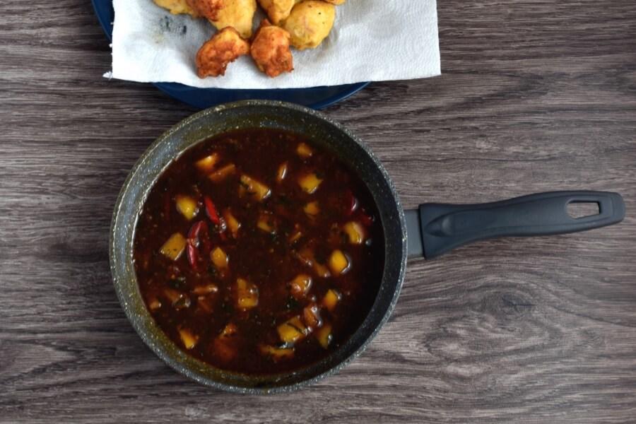 Easy Chicken Manchurian recipe - step 9