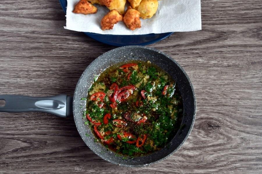 Easy Chicken Manchurian recipe - step 6