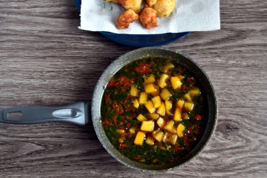 Easy Chicken Manchurian recipe - step 7