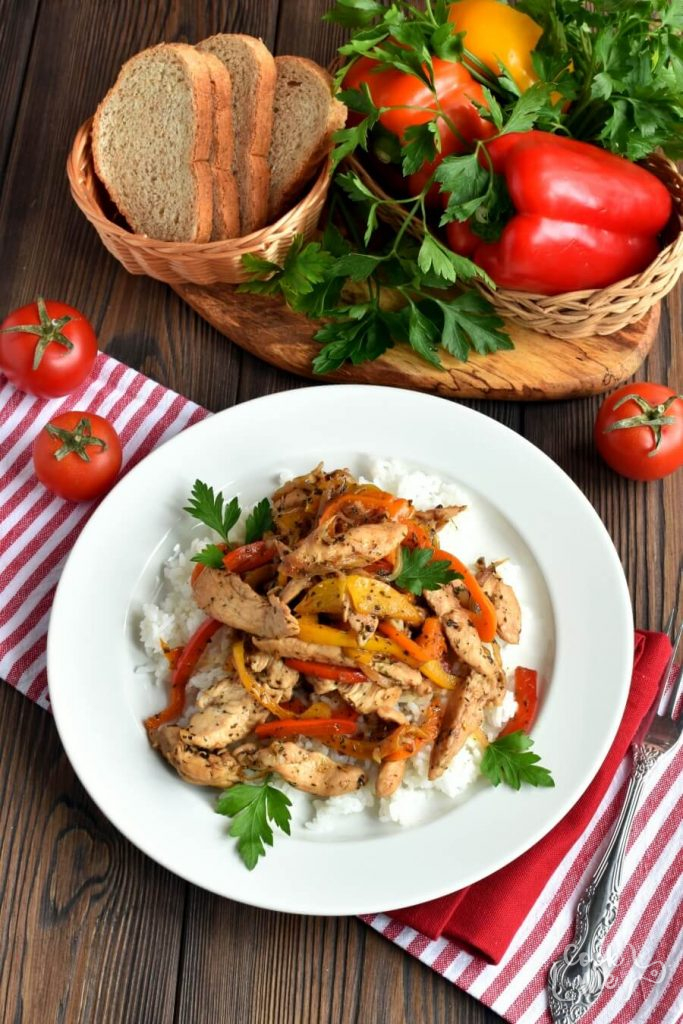 Spice Up Your Chicken