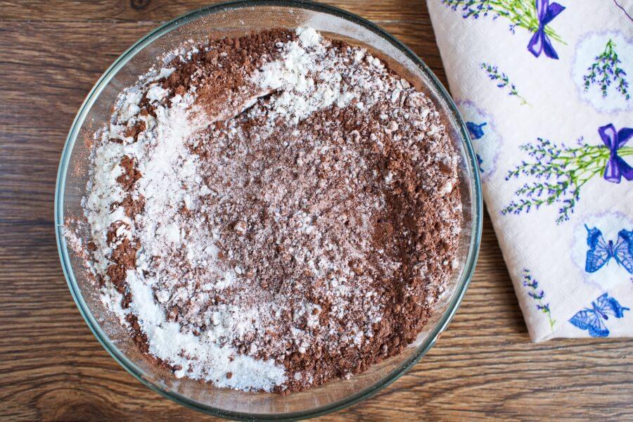 Easy Chocolate Crinkles recipe - step 3