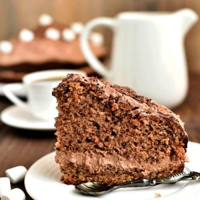 Chocolate Spice Cake-Homemade Chocolate Spice Cake-Special Chocolate Spice Cake