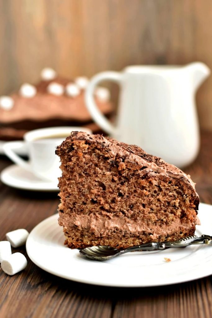 Chocolate Spice Cake-Homemade Chocolate Spice Cake-Special Chocolate Spice Cake
