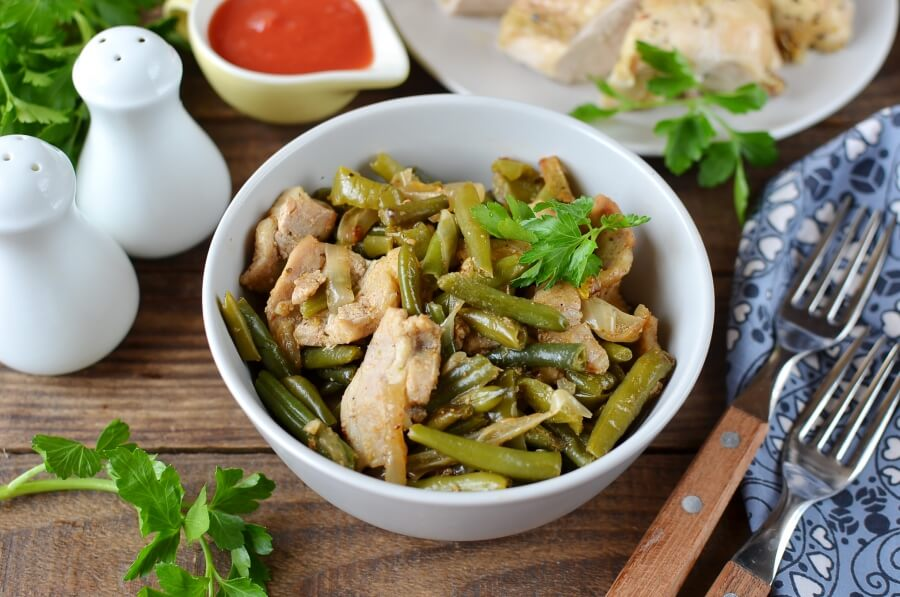 Creole Green Beans-Creole Green Beans Recipe-Emerils Green Beans Creole Recipe
