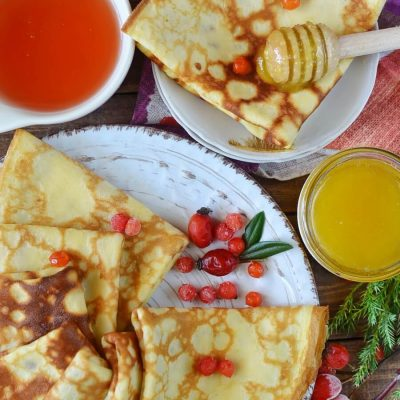 Easy Swedish Pancake Recipe-How To Make Easy Swedish Pancake Recipe-Delicious Easy Swedish Pancakes