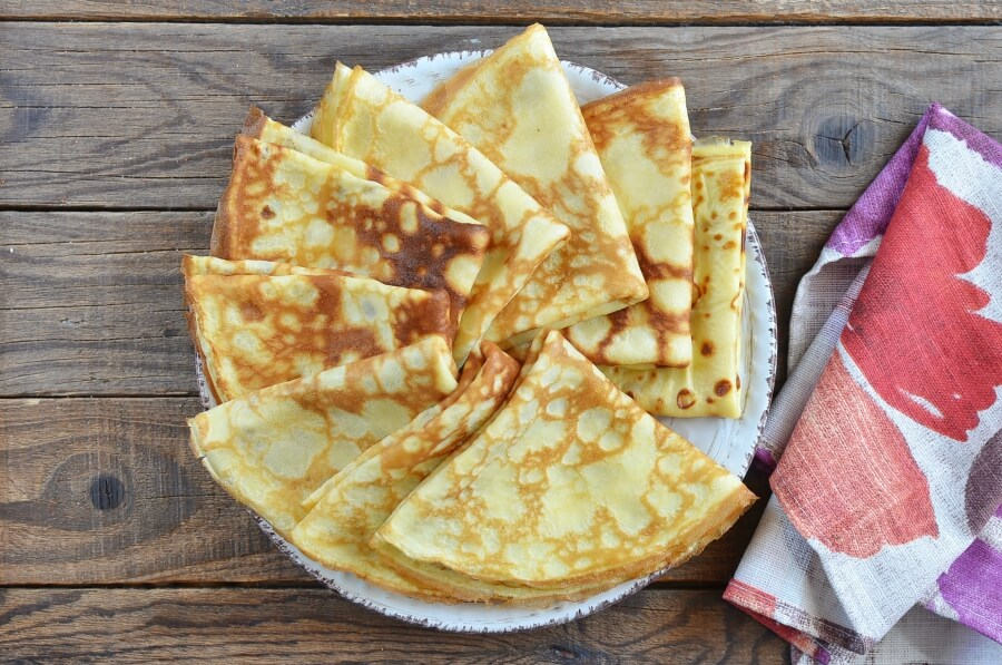 Easy Swedish Pancake recipe - step 7