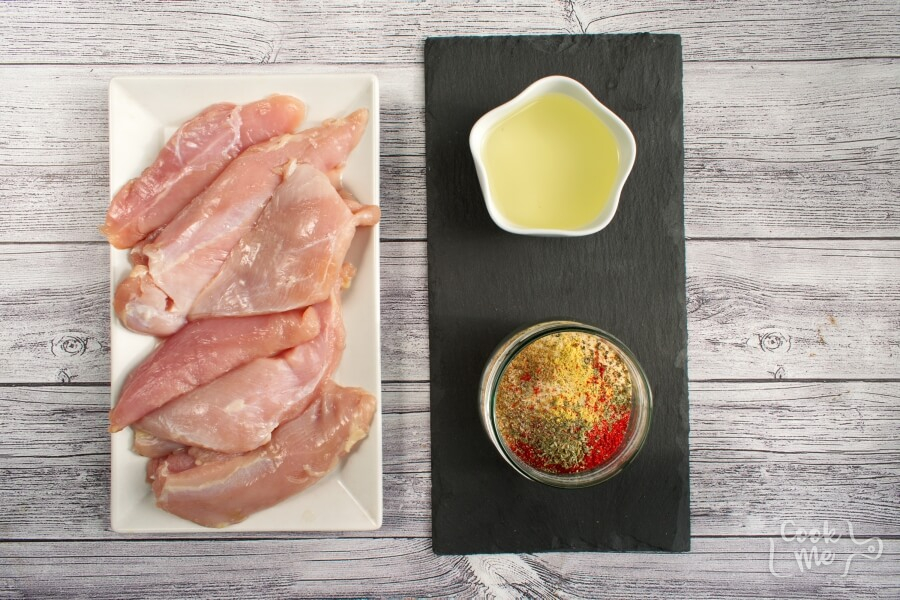 Gluten-Free Kentucky Fried Chicken™-Style Coating recipe - step 1