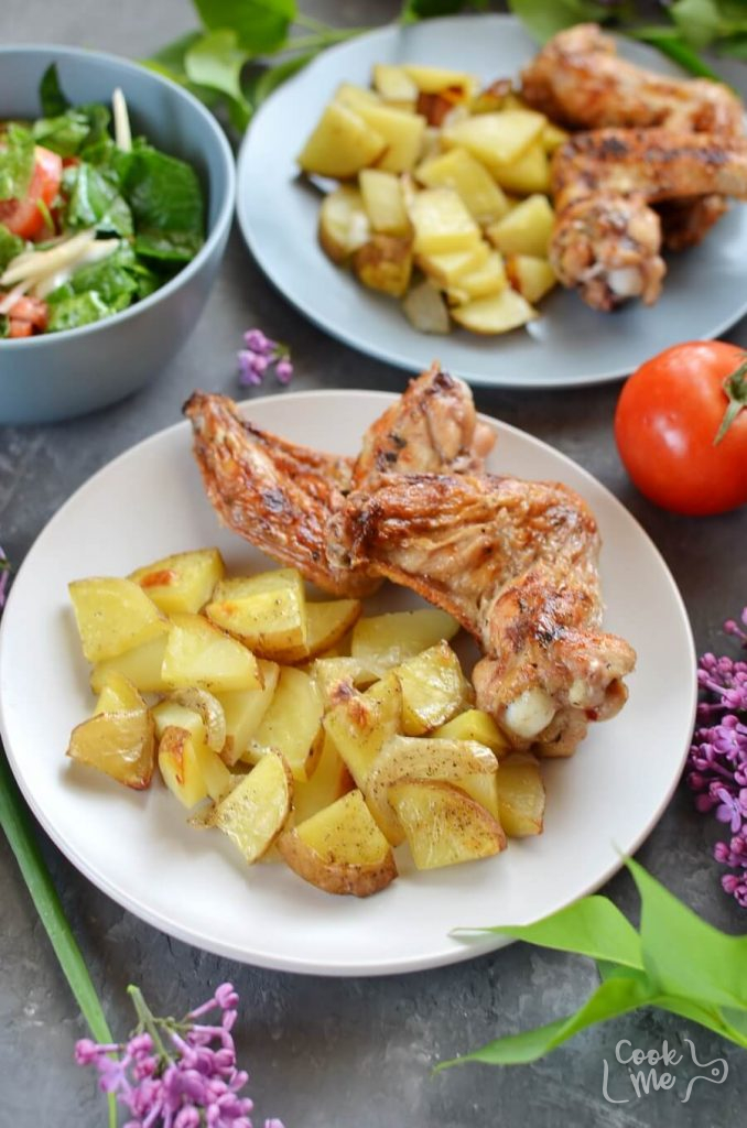 Simple barbecue side dish