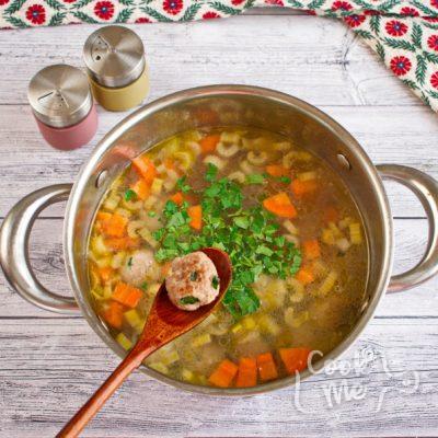 Homemade Albondigas Soup recipe - step 8
