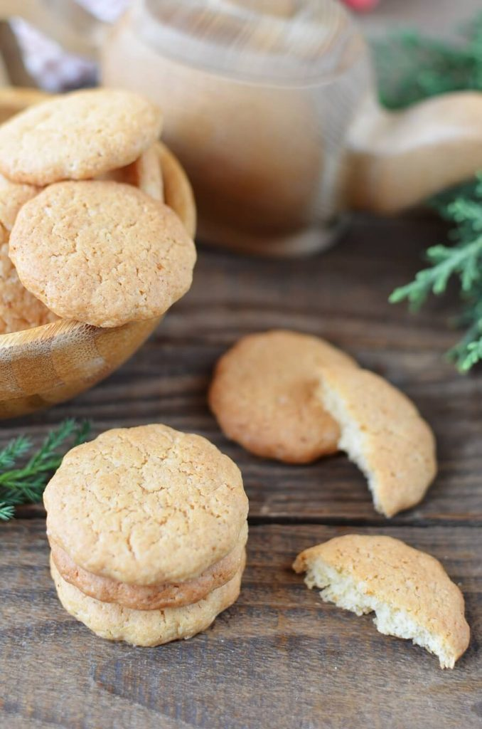 Christmas cookies all year around - warms everybody's hearts