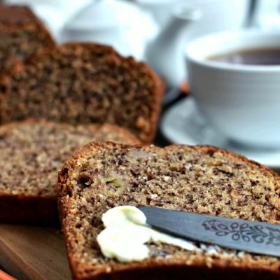 Joy's Easy Banana Bread- Homemade Joy's Easy Banana Bread- How To Make Joy's Easy Banana Bread