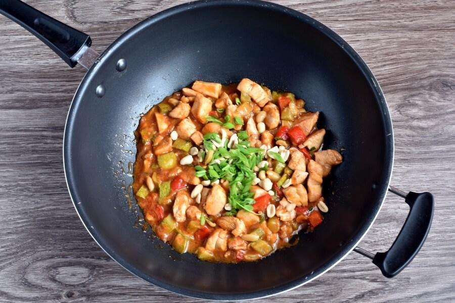 Kung Wow Chicken recipe - step 10
