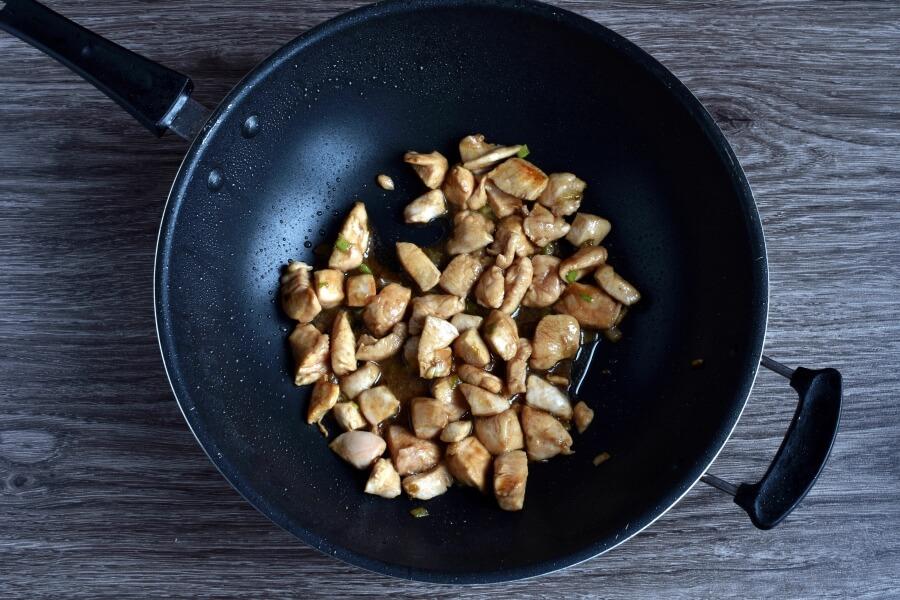 Kung Wow Chicken recipe - step 5