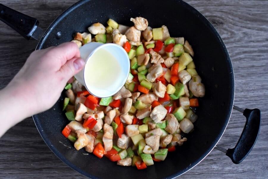 Kung Wow Chicken recipe - step 7
