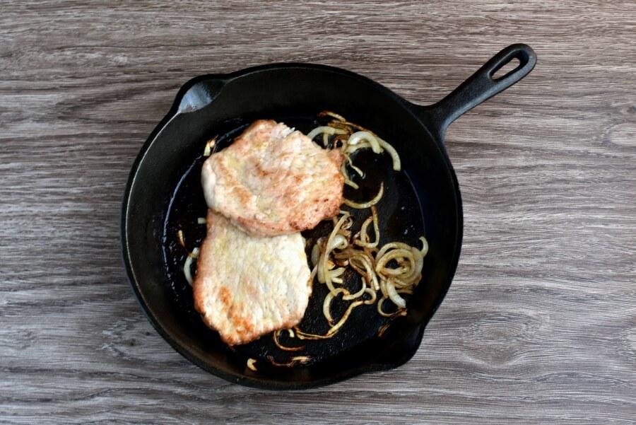 Lemony Pork Piccata recipe - step 6