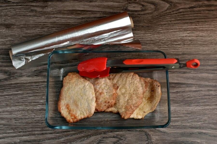 Lemony Pork Piccata recipe - step 7