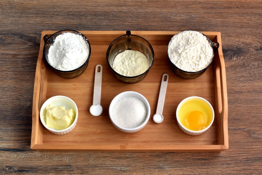 Lipardo's Puto Seco Recipe-How To Make Lipardo's Puto Seco-Delicious Lipardo's Puto Seco