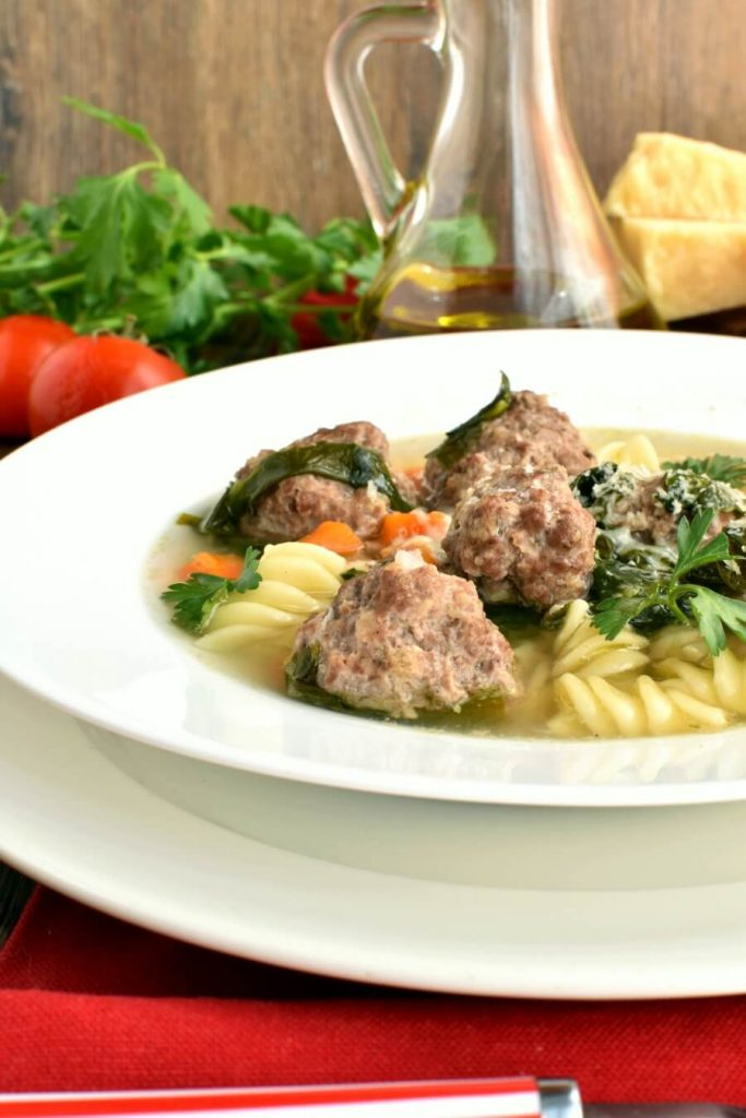 The Big, Fat Italian Wedding Soup