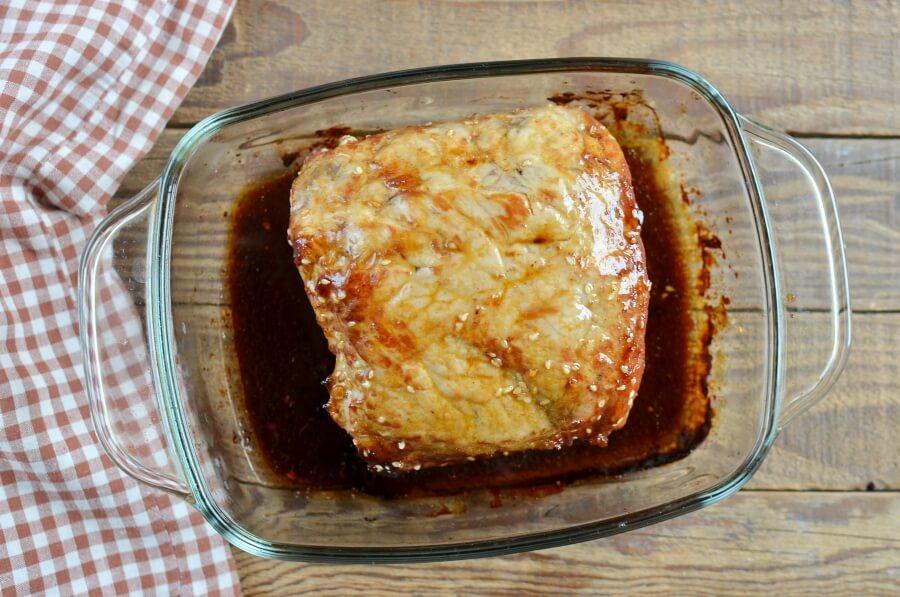 Marinated Pork Strips recipe - step 6