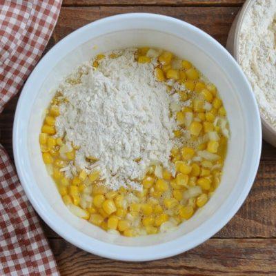 Mema's Corn Fritters recipe - step 3